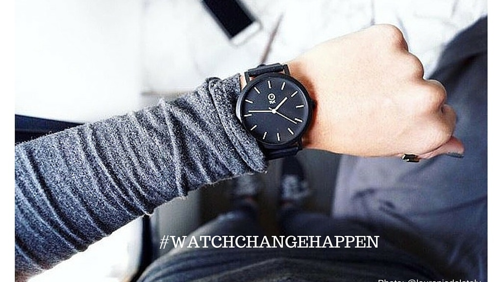 TUK Watches-  Changing Lives with Minimalist Watches project video thumbnail