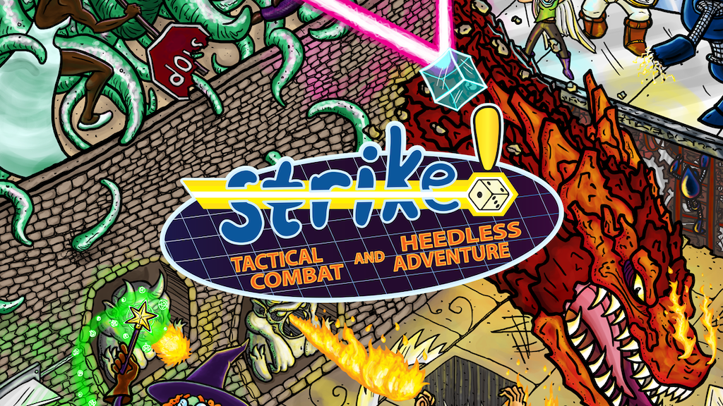 Strike! RPG project video thumbnail