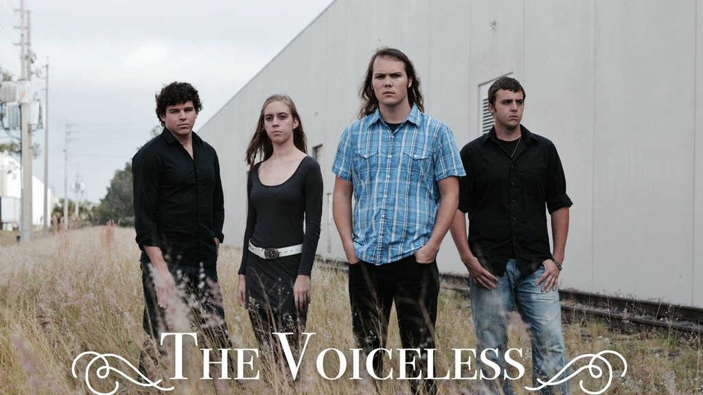 Project image for Help The Voiceless record their first EP!