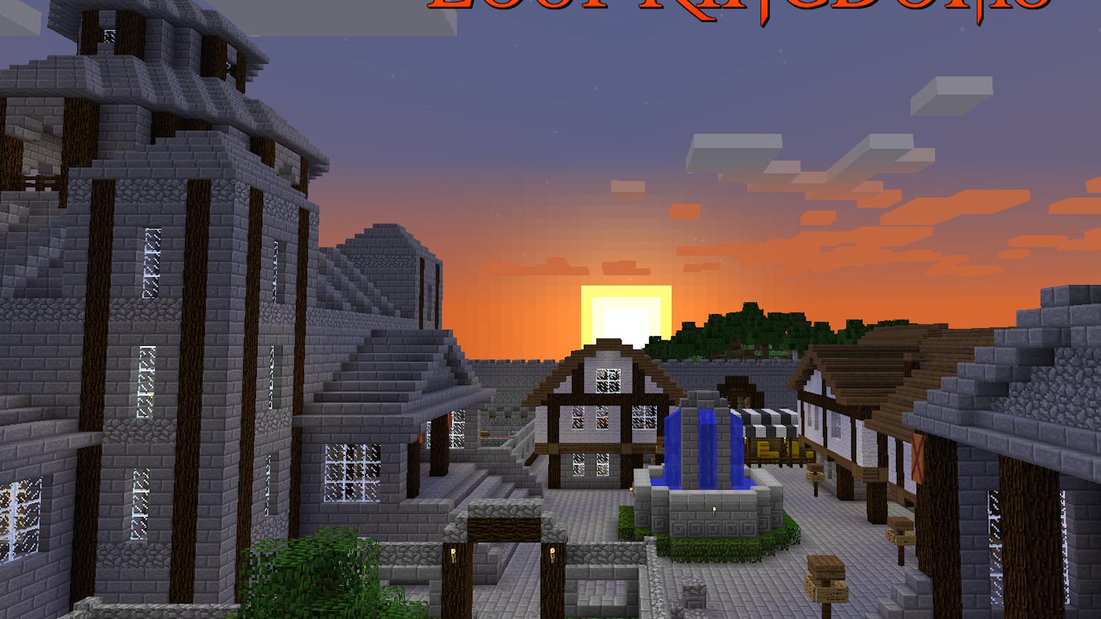 Lost Kingdoms - A Unique Minecraft RPG by ketchupcoke — Kickstarter