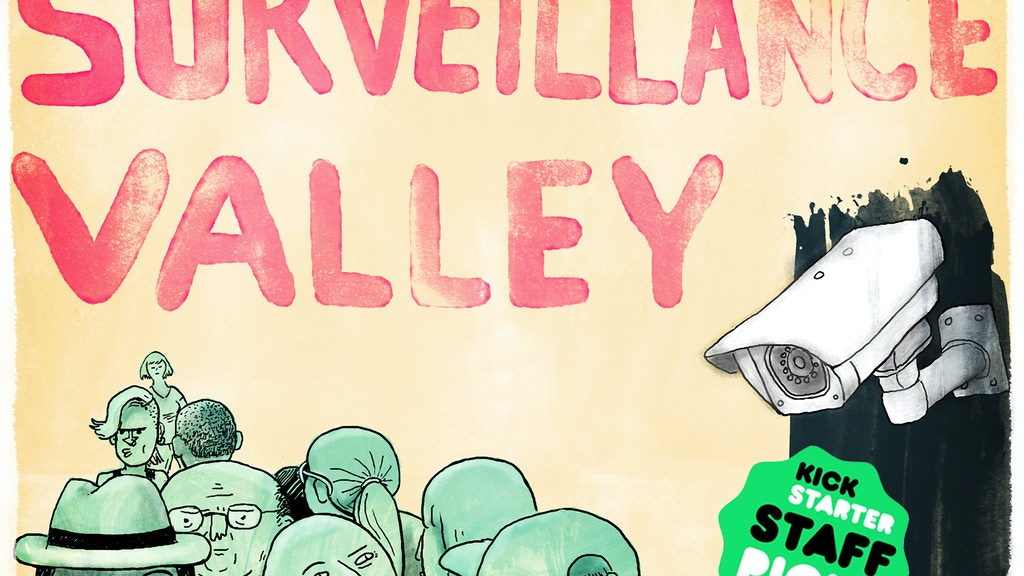 Surveillance Valley: The Rise of the Google-Military Complex project video thumbnail
