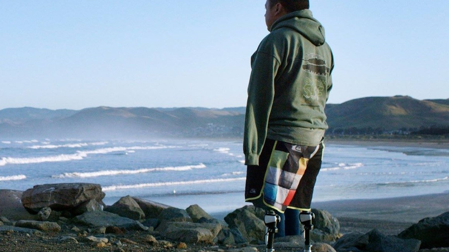 Resurface is a documentary about military veterans who surf to cope with PTSD and transform their lives.