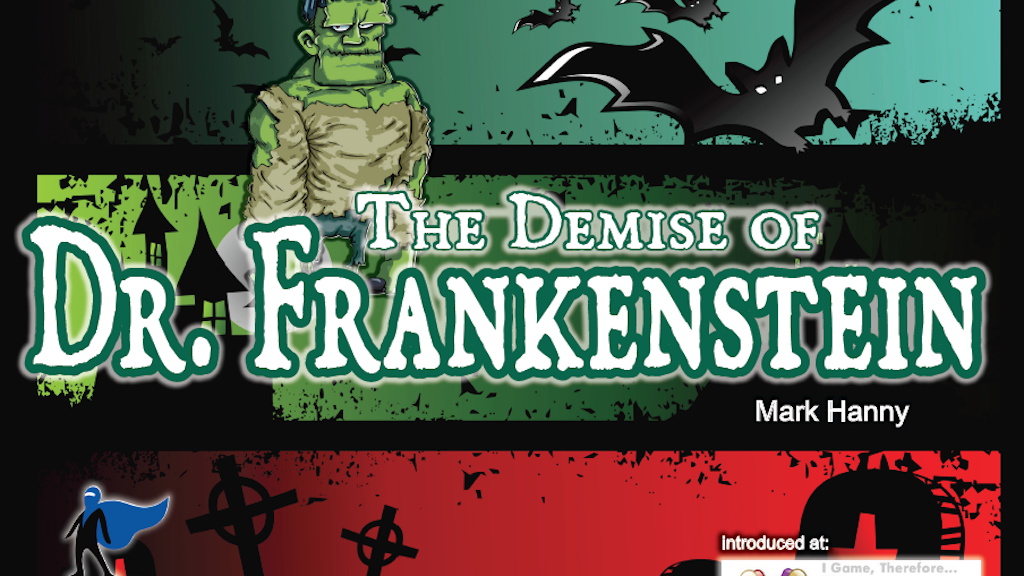 The Demise of Dr. Frankenstein! project video thumbnail