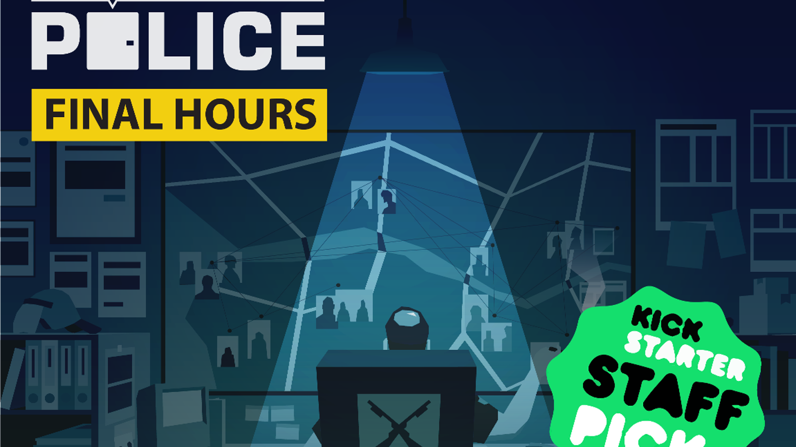 This Is the Police by Weappy — Kickstarter