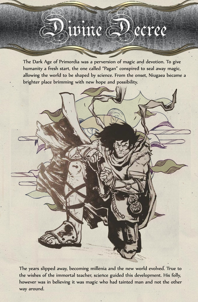 Delta: Volume 1 by Ryan Nichols by Ryan Nichols — Kickstarter