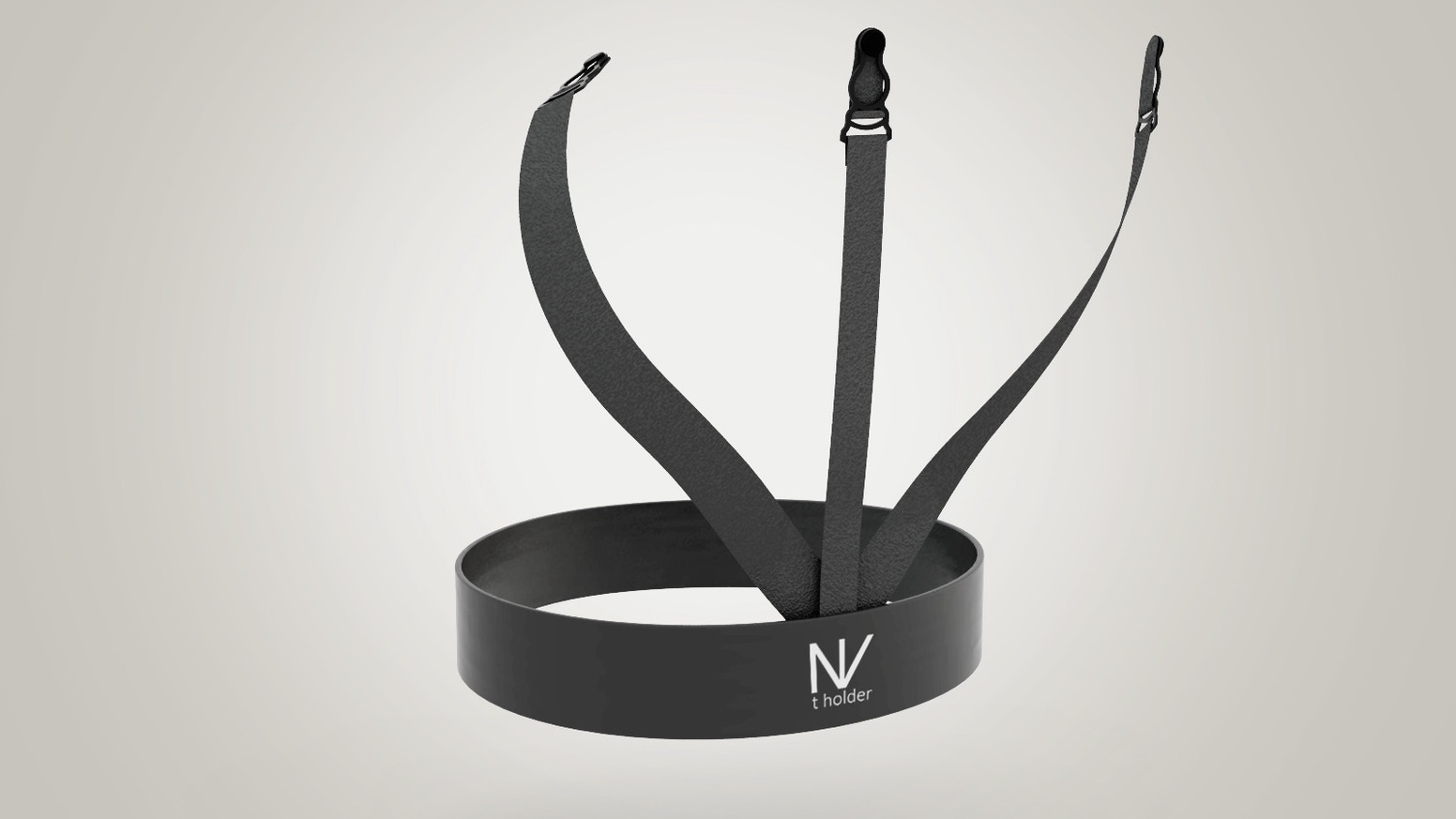 T-holder can solve everyday problems encountered by people, who want to look truly professional throughout the day!