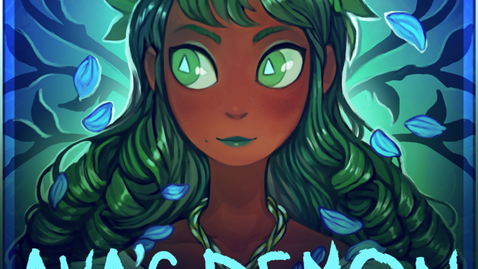 Ava's Demon is a webcomic about Ava and the demon haunting her. Help me continue her adventure by funding its second book!