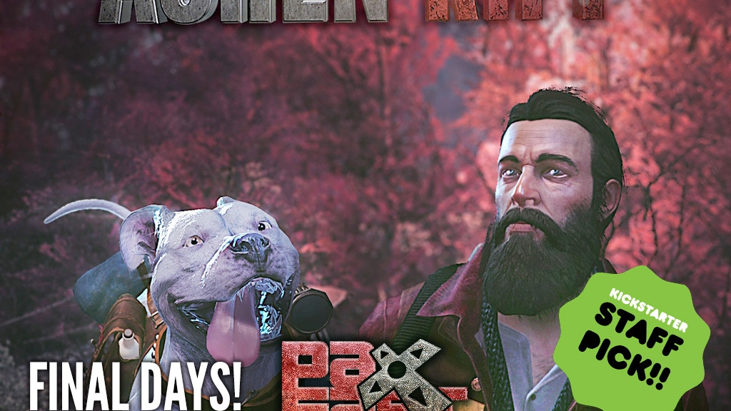 Get Ashen Rift to PAX East! project video thumbnail