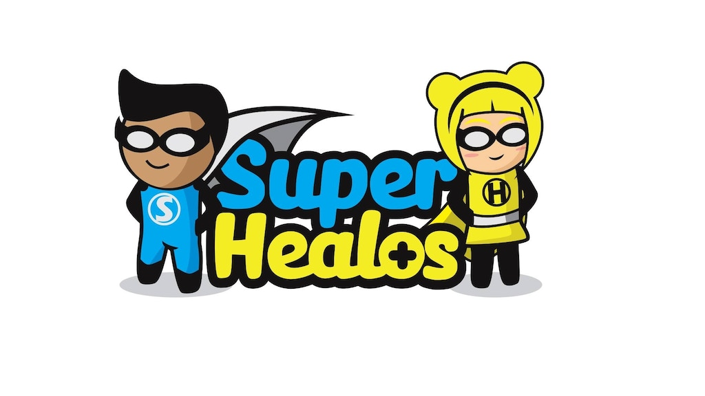 SuperHealos to the Rescue!!! project video thumbnail