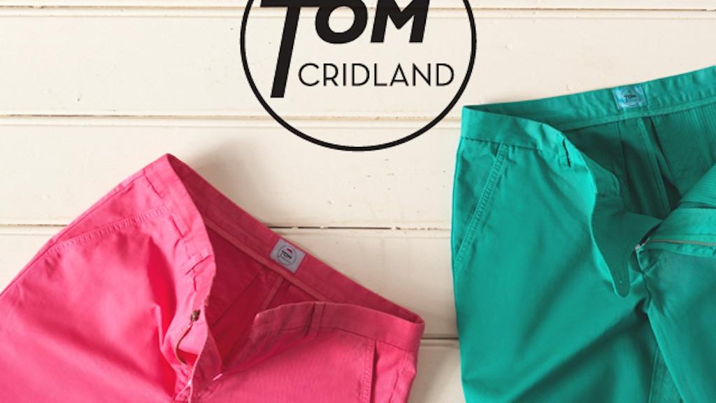 Tom Cridland Pants project video thumbnail