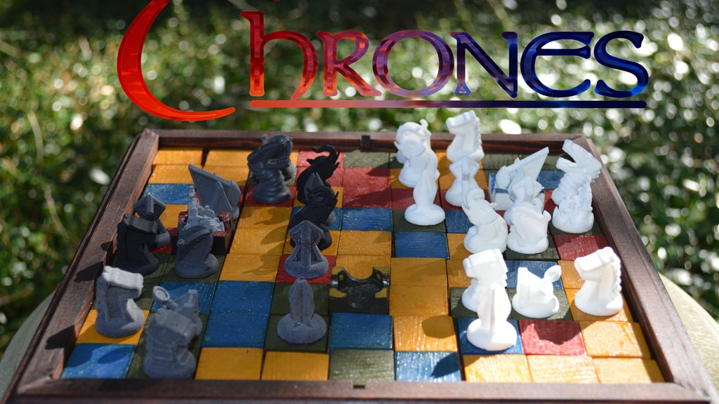 Thrones: The Best of Cyvasse, Chess, and Stratego project video thumbnail