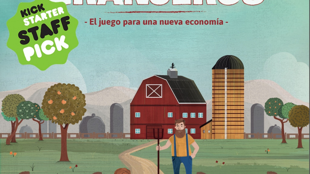 Granjeros - A Board Game for a New Economy project video thumbnail