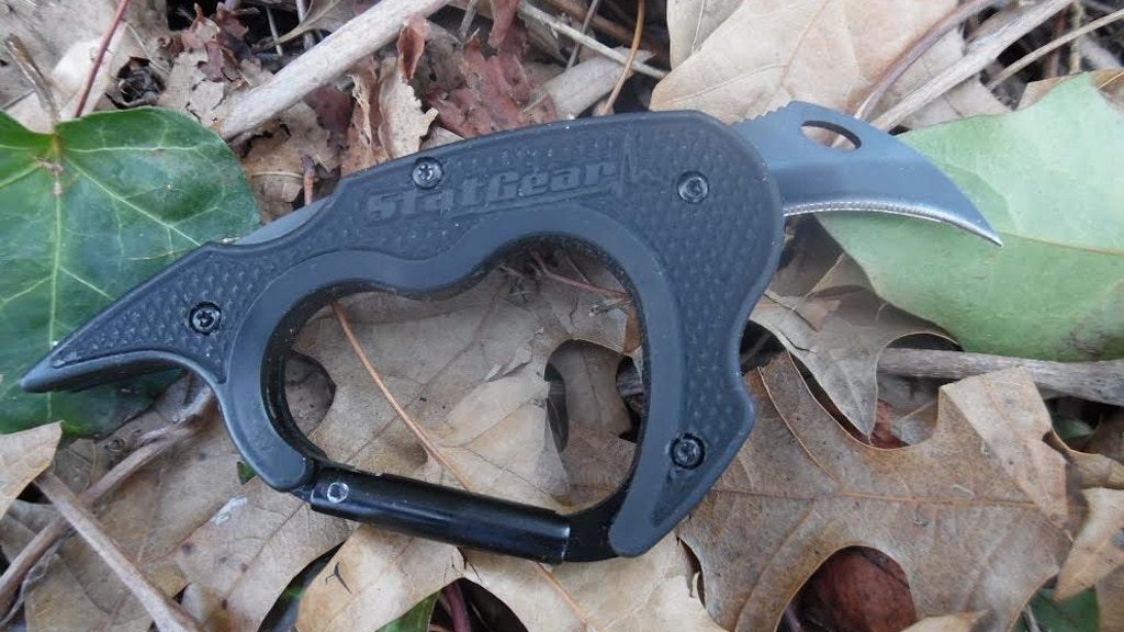 CaraClaw - Your carabiner/knife outdoor companion project video thumbnail