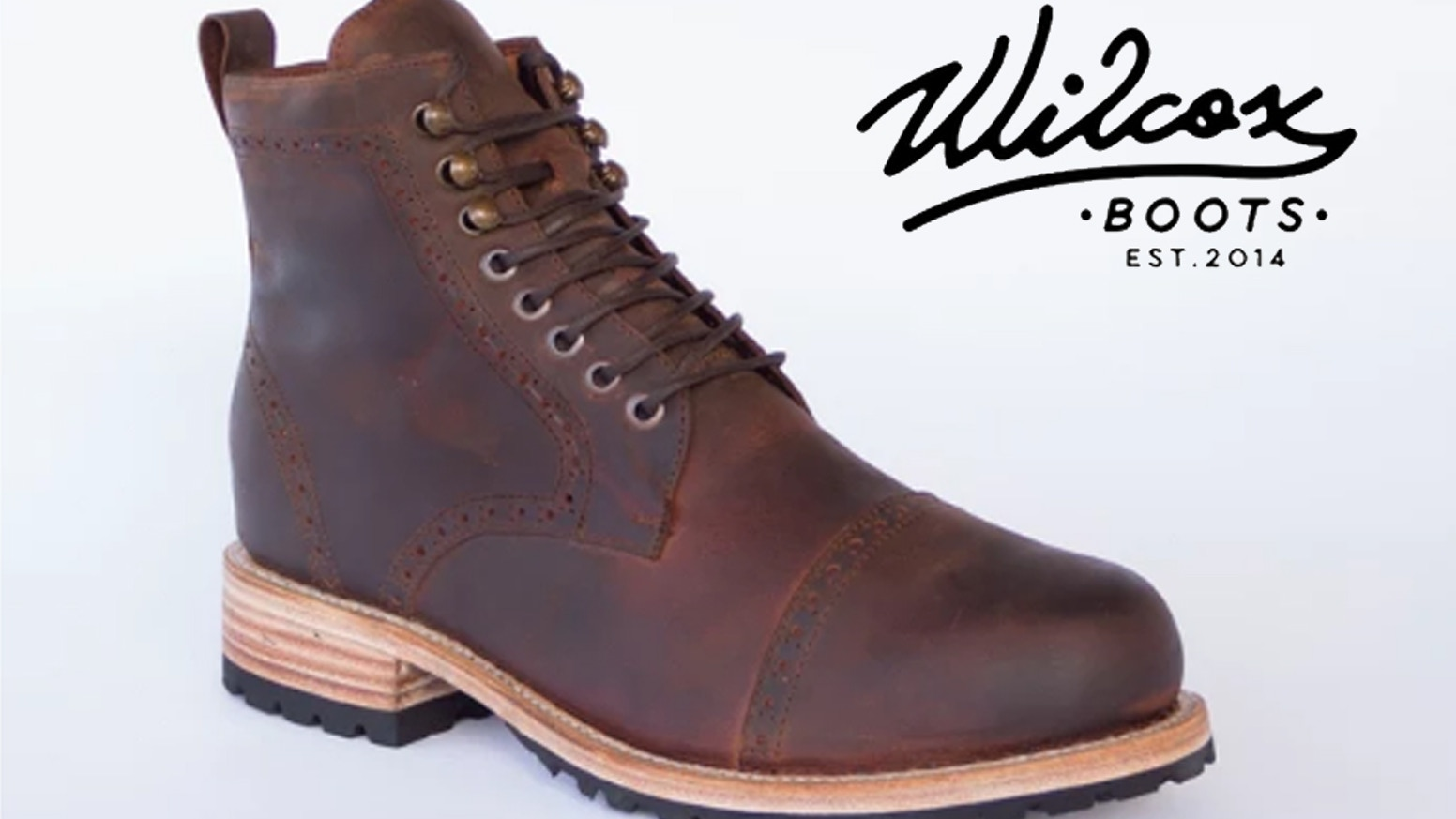 Handmade leather boots with premium comfort. Ready for any adventure.