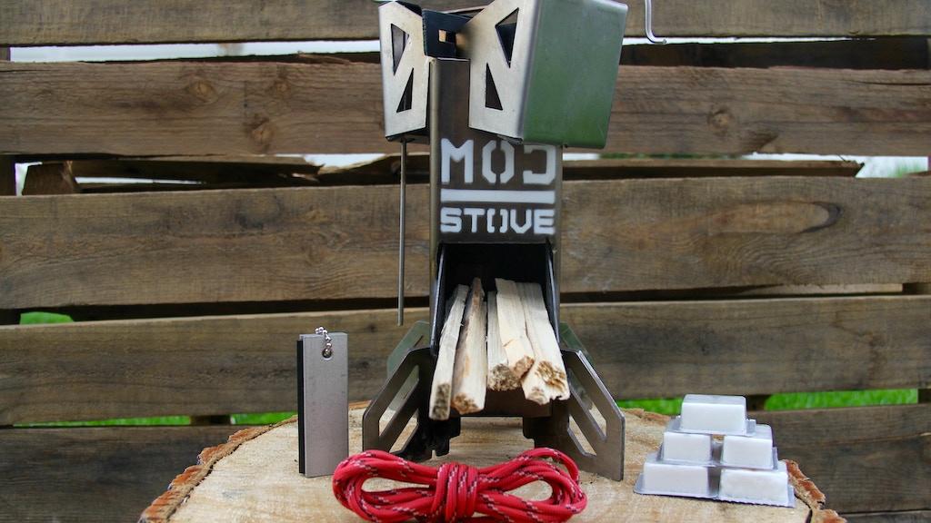 MOD Stove: A Modular Multi-Fuel Stove project video thumbnail