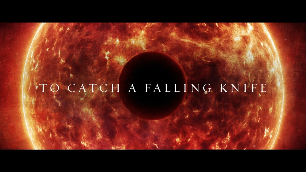 To Catch a Falling Knife project video thumbnail