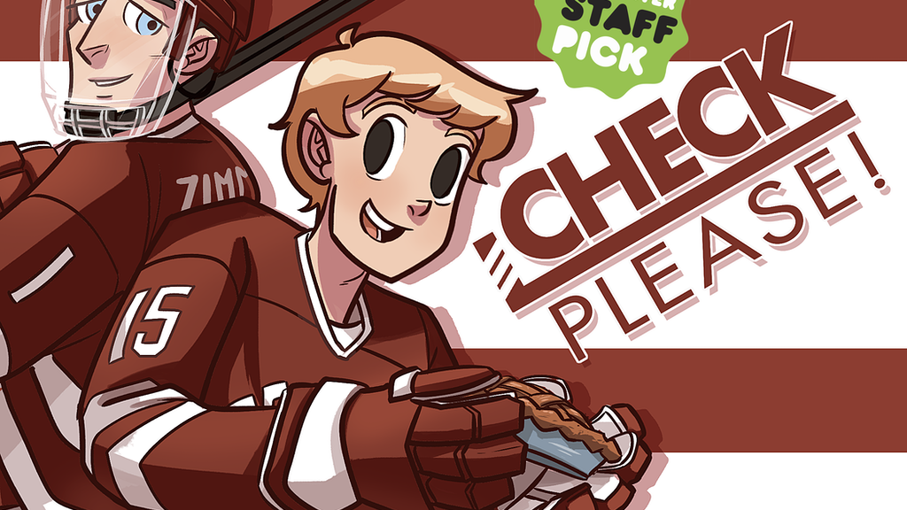 ✔ Check, Please!: Year One project video thumbnail