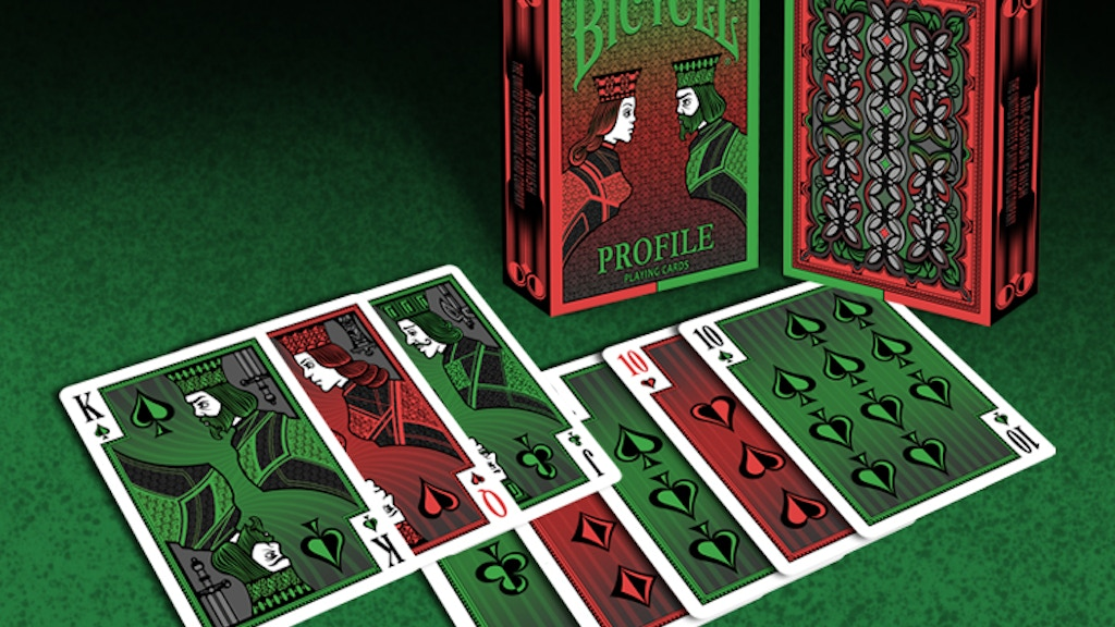 Project image for Bicycle Profile Playing Cards (Canceled)