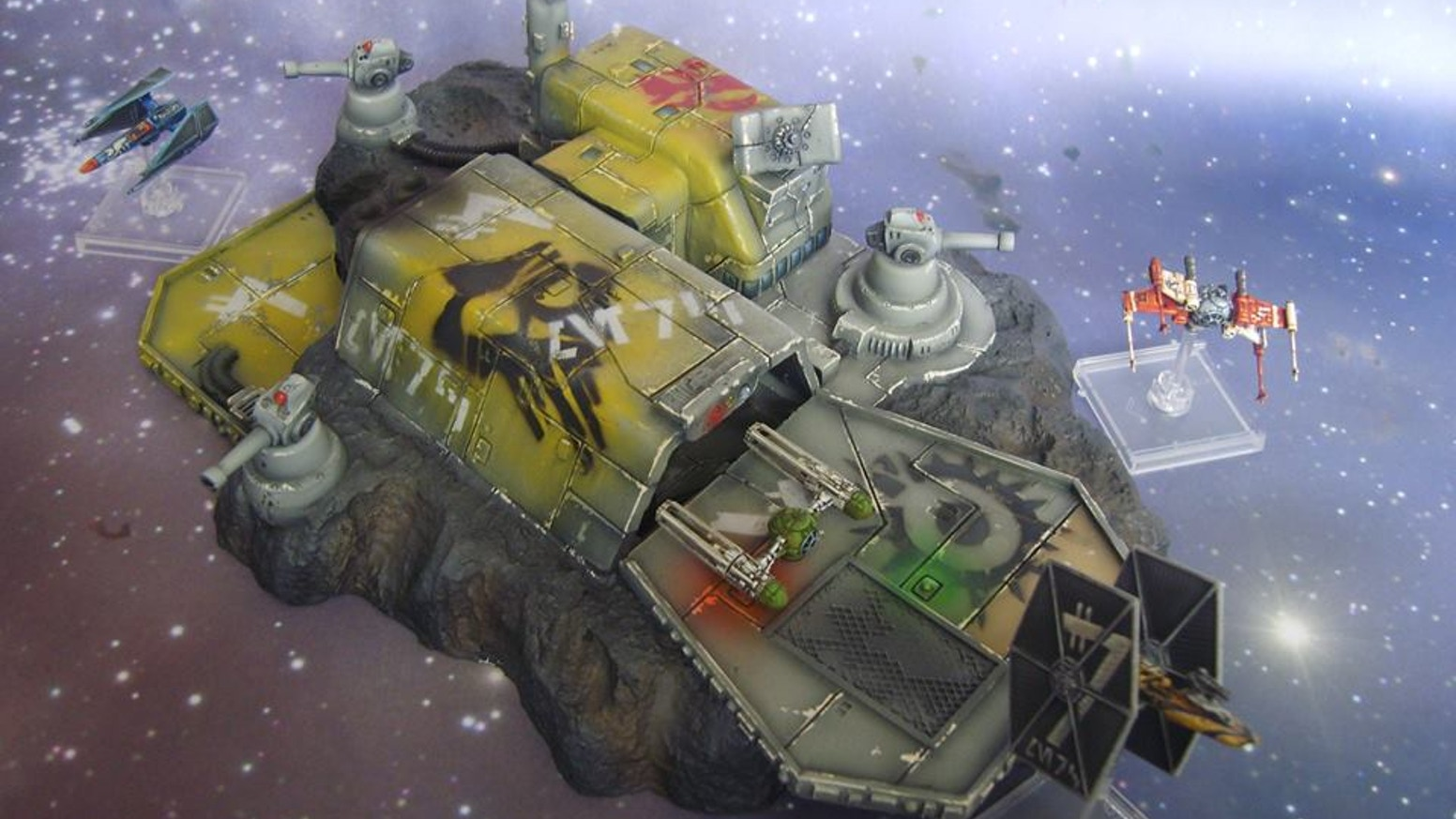 Image result for scum and villainy station