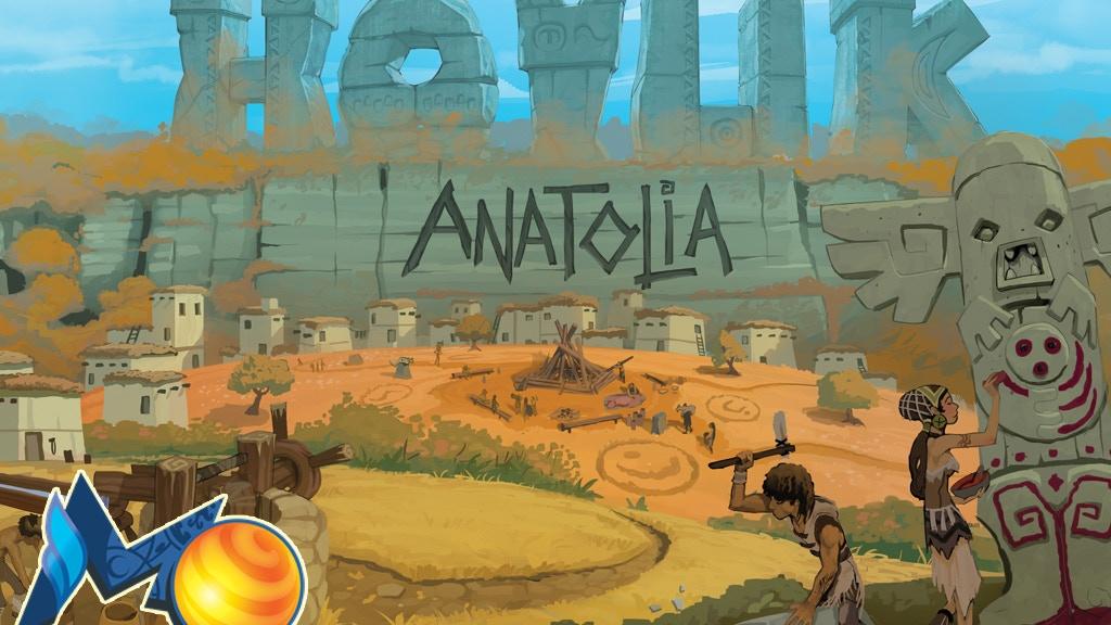 Hoyuk: Anatolia project video thumbnail