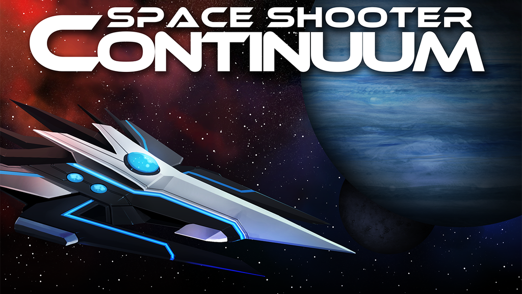 Project image for Space Shooter Continuum (Free Mobile Phone Game)