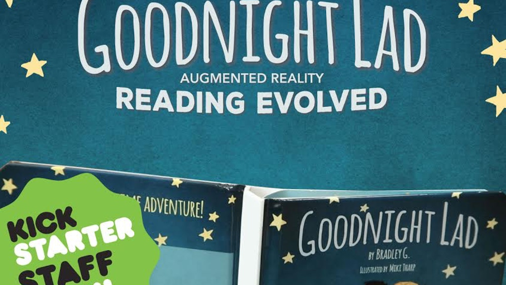 Goodnight Lad: Augmented Reality Children's Book project video thumbnail