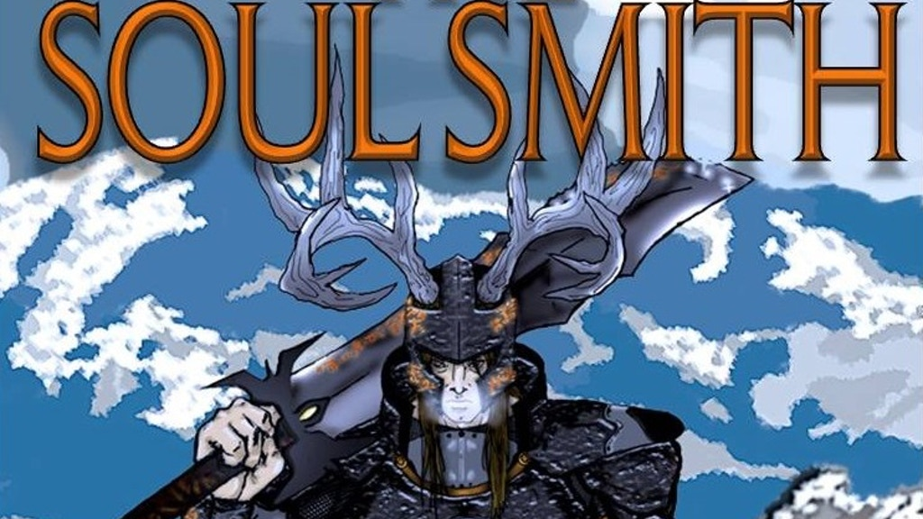 The Soul Smith - An Action-Packed Epic Fantasy Novel project video thumbnail