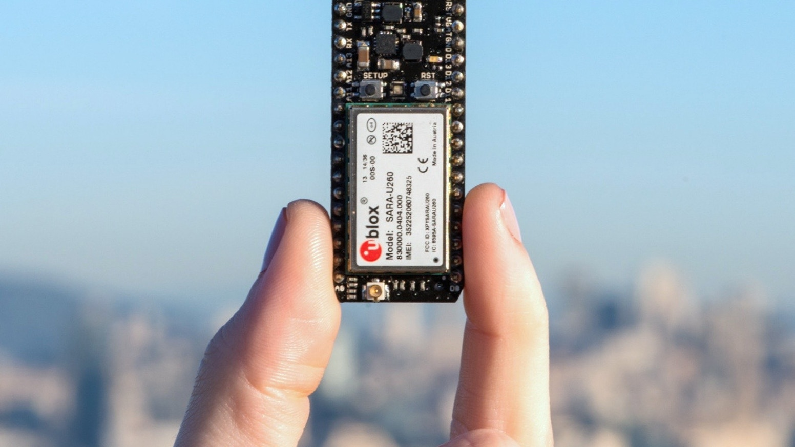 The Electron is an Arduino-like cellular development kit with a SIM card and affordable data plan from the creators of the Spark Core.