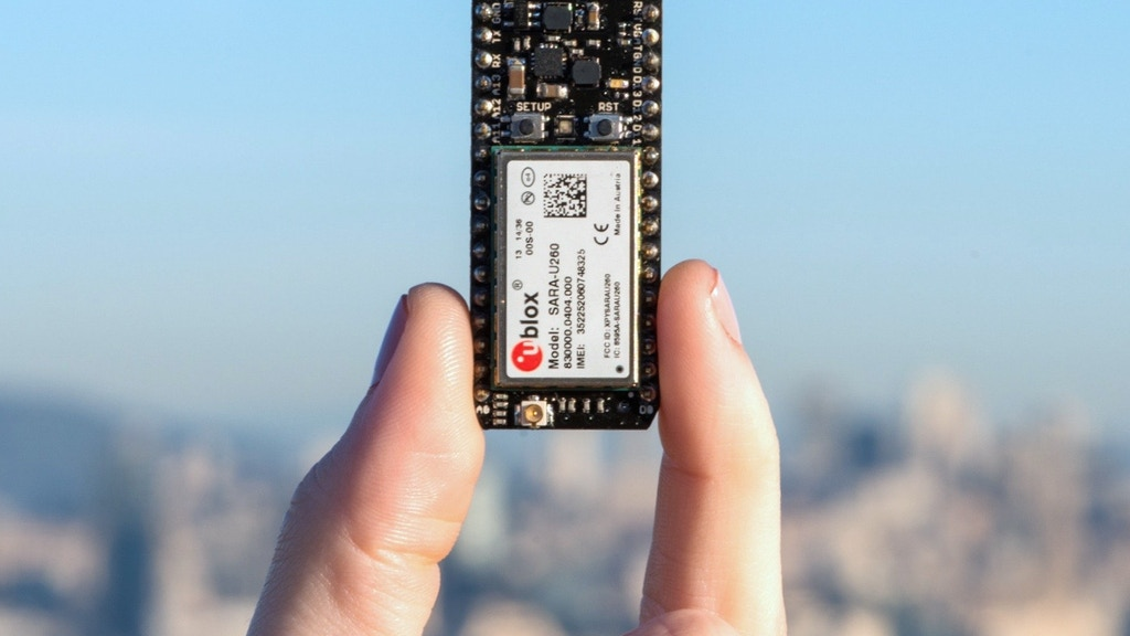 The Electron: Cellular dev kit with a global data plan project video thumbnail