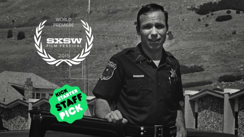 PEACE OFFICER -- A feature documentary film project video thumbnail
