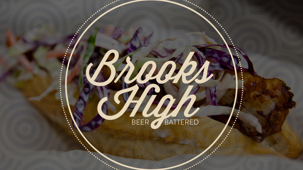Brooks High Beer Battered | Eat Craft Beer project video thumbnail