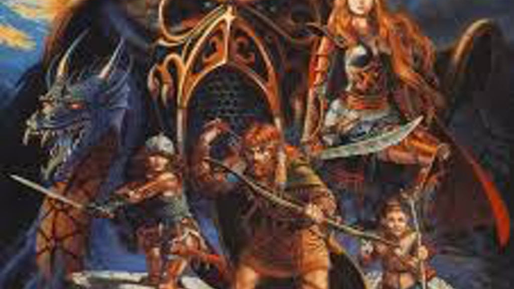 Dungeons and Dragons 5th Ed Campaign 1st/2nd Level Package. project video thumbnail