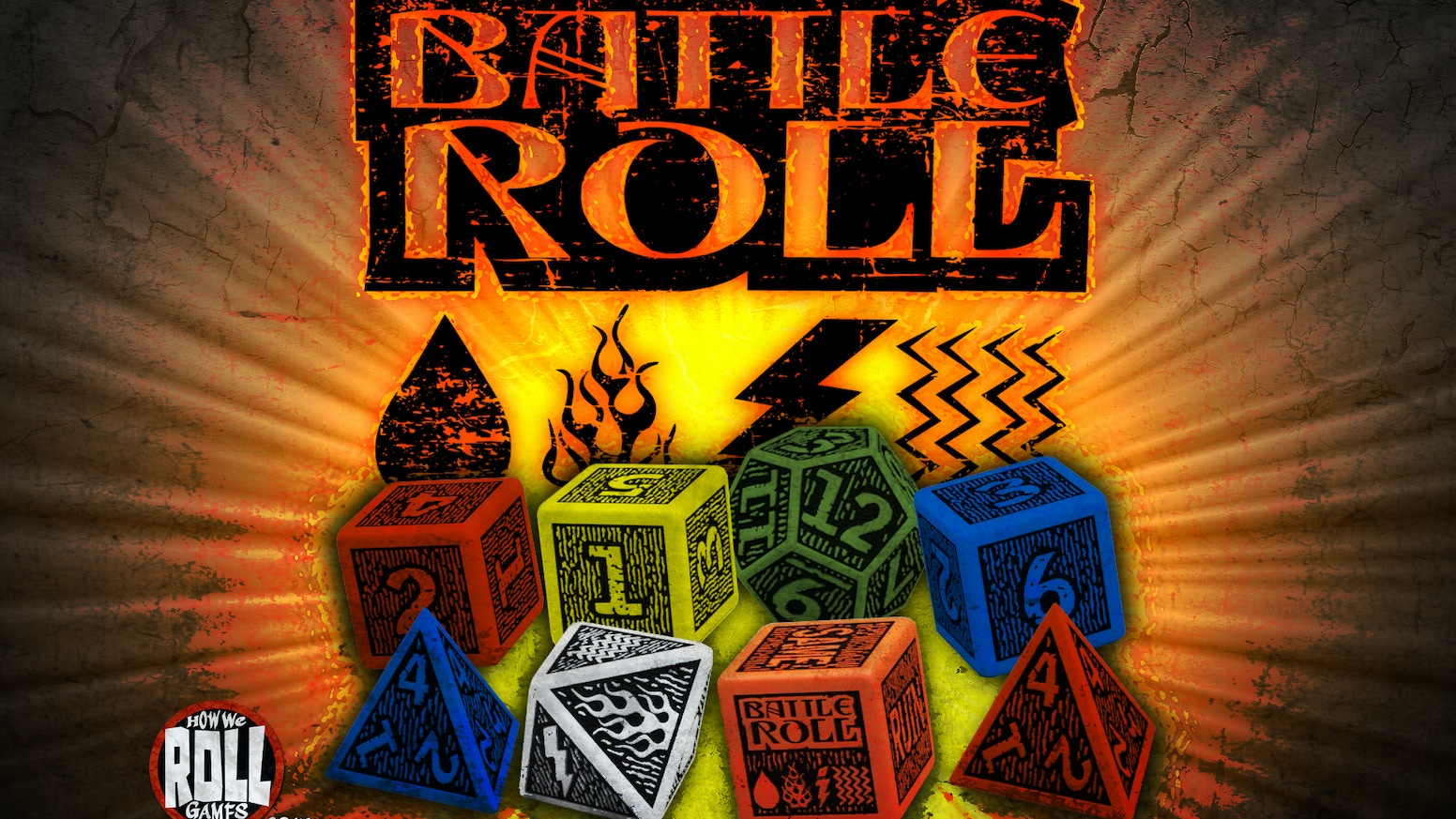 An action packed dueling dice game that you can take with you anywhere!!!