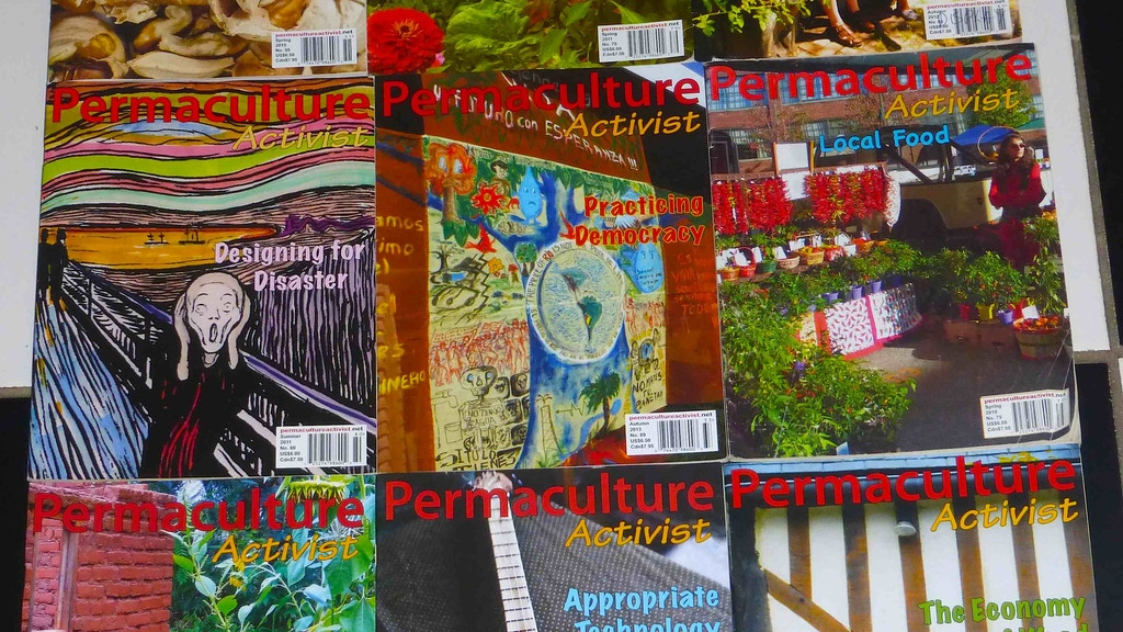 The Permaculture Activist project video thumbnail
