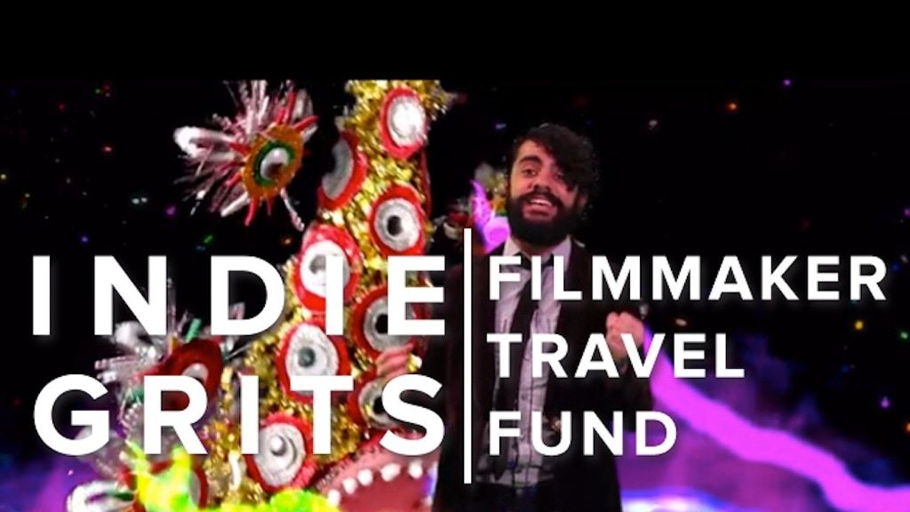 2015 INDIE GRITS Filmmaker Travel Fund project video thumbnail