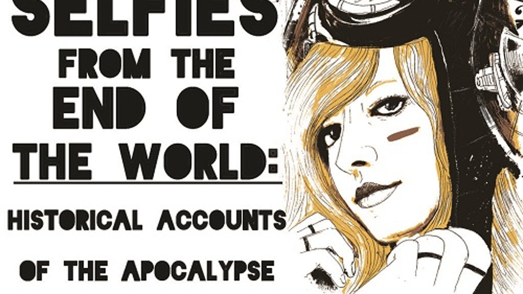 Selfies from the End of the World: Apocalyptic Fiction project video thumbnail