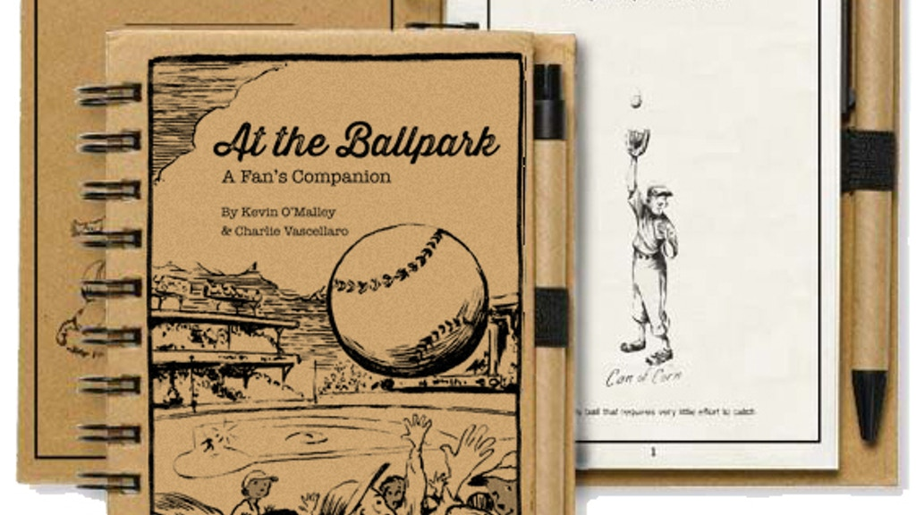At the Ballpark: a Fan's Companion project video thumbnail