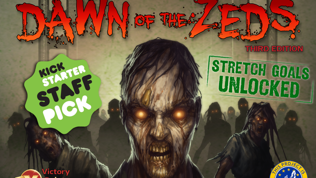 Dawn of the Zeds: Third Edition project video thumbnail