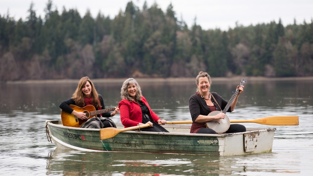 Yodelady Debut CD - Sing Row Away, Row! project video thumbnail