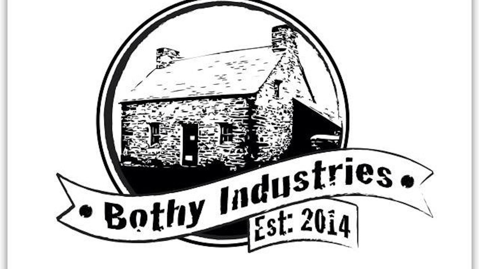 Bothy Industries workshop kickstart by Kevin Riddoch