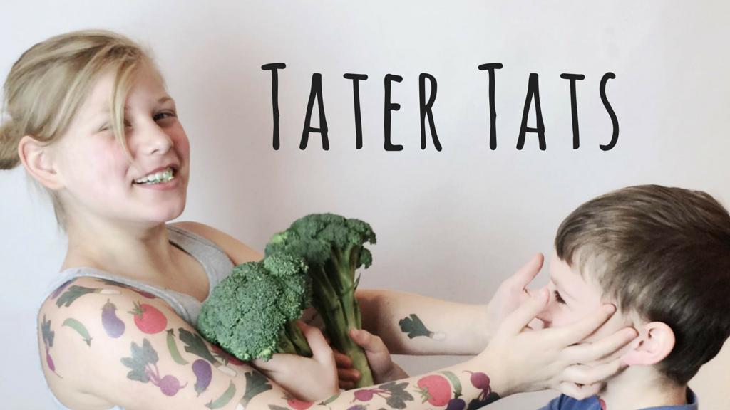 Tater Tats project video thumbnail