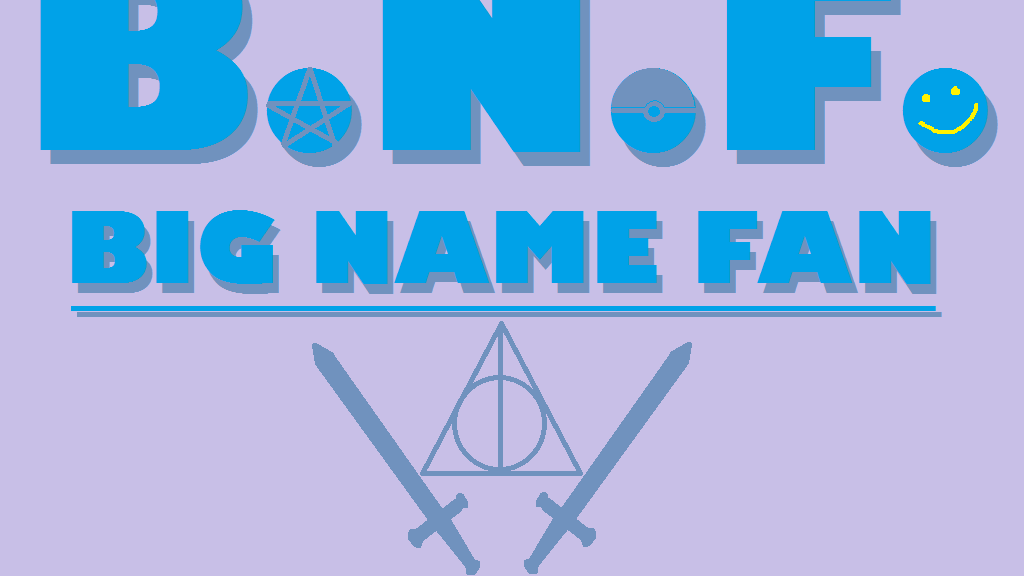 Project image for BNF: Big Name Fan magazine