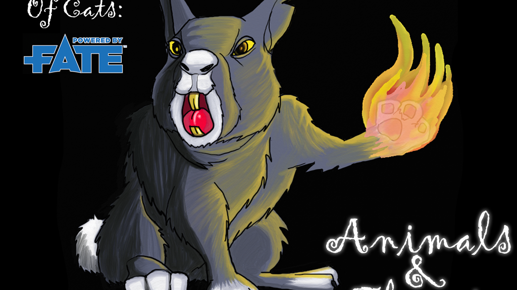 The Secrets of Cats: Animals & Threats project video thumbnail