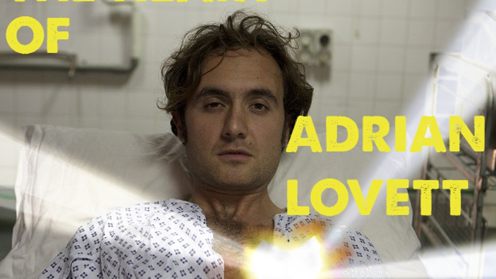 The Heart of Adrian Lovett project video thumbnail