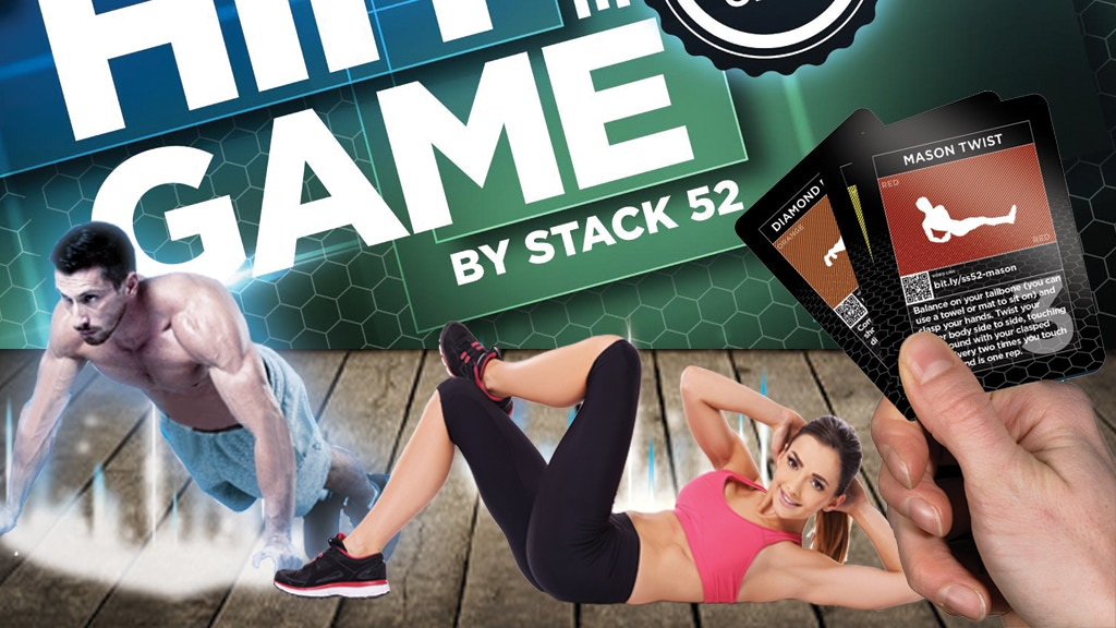 HIIT the Game – so fun you won't realize you're getting fit project video thumbnail