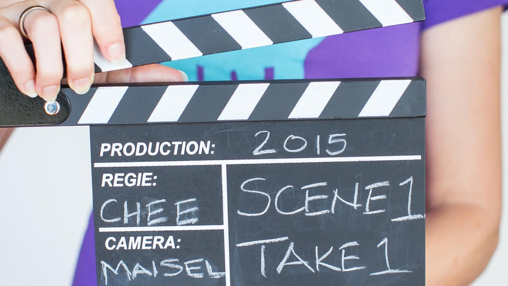 Scene 1 - Take 1, Craig Chee & Sarah Maisel project video thumbnail