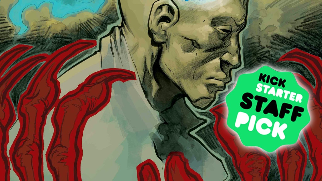 """TALES OF MR. RHEE: """"Karmageddon"""" Deluxe Hardcover Collection project video thumbnail"""