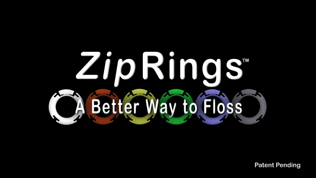 Zip Rings™: A Better Way to Floss project video thumbnail
