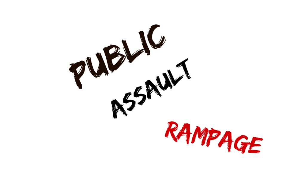 Project image for Public Assault RAMPAGE