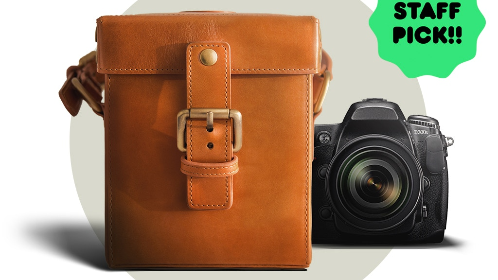 CamCarry - The ultimate way to store & carry your camera project video thumbnail
